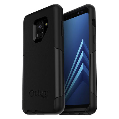 OtterBox Commuter Shockproof Case for Samsung Galaxy A8 (2018) - Black